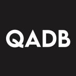 Stock QADB logo