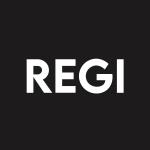 REGI Stock Logo