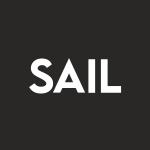 Stock SAIL logo