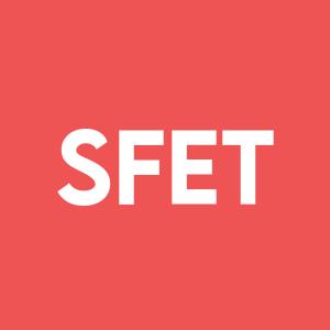 Stock SFET logo