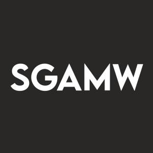Stock SGAMW logo