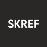 Stock SKREF logo