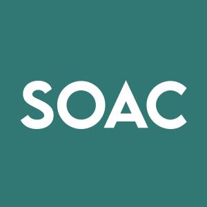 Stock SOAC logo