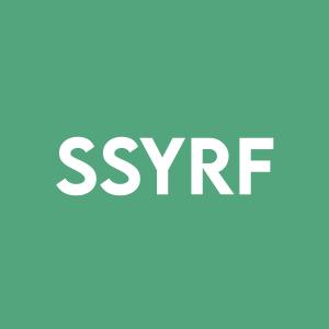 Stock SSYRF logo