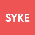 Stock SYKE logo