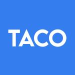 TACO Stock Logo