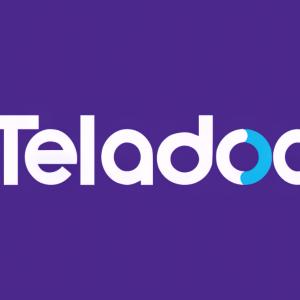 Stock TDOC logo