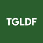 TGLDF Stock Logo