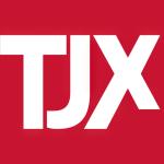 Stock TJX logo