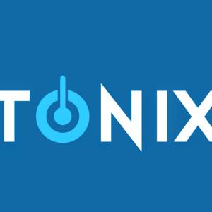 Stock TNXP logo