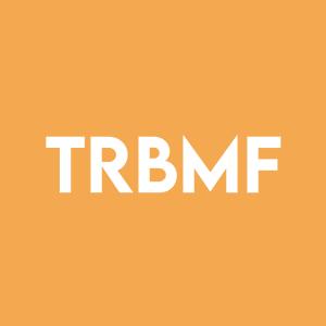 Stock TRBMF logo