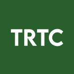 Stock TRTC logo