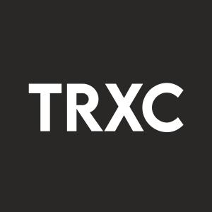 Stock TRXC logo