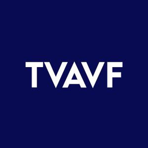 Stock TVAVF logo