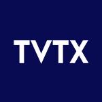 TVTX Stock Logo