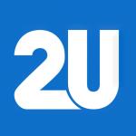 Stock TWOU logo