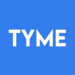 Stock TYME logo