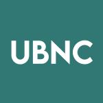 Stock UBNC logo