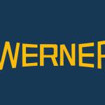 Stock WERN logo