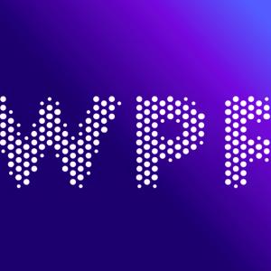 Stock WPP logo