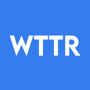 Stock WTTR logo