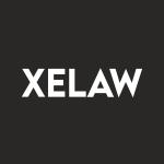 Stock XELAW logo