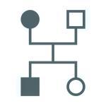 Stock XENE logo