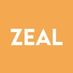 Stock ZEAL logo