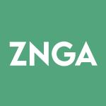 Stock ZNGA logo