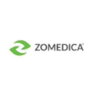 Stock ZOM logo